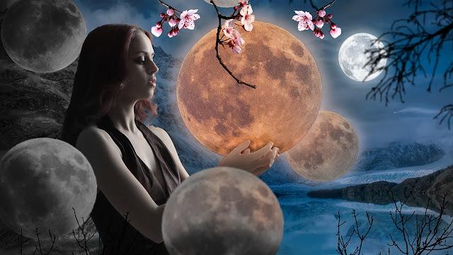 Новолуние в сентябре с 4 по 12 число - чудесное время для исполнения желаний знаков зодиака