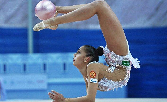5 мифов о художественной гимнастике