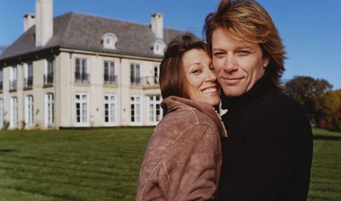 30 лет вместе: Джон Бон Джови делится секретом счастливого брака