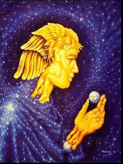 Тест: выберите картинку и получите послание от ангелов