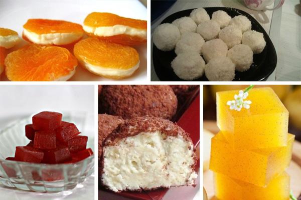 «Здоровые сладости»: 5 рецептов диетических сладостей