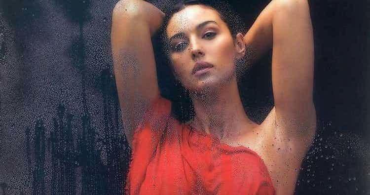 Секс-символ столетия: 15 горячих фото Моники Беллуччи»!