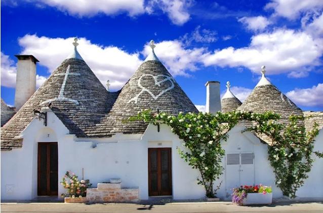 9 волшебных мест на земле, которые заставят вас поверить в чудеса