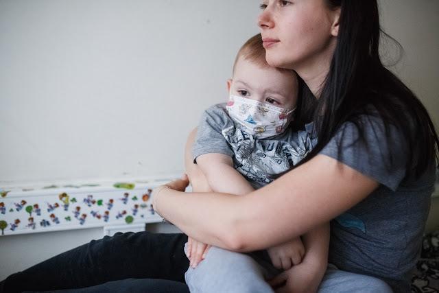 Я была счастливой женщиной, но от меня все отказались после болезни ребенка