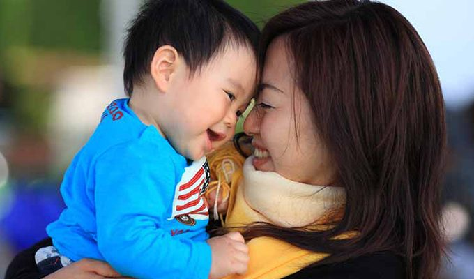 Почему японские дети послушны и никогда не закатывают истерики