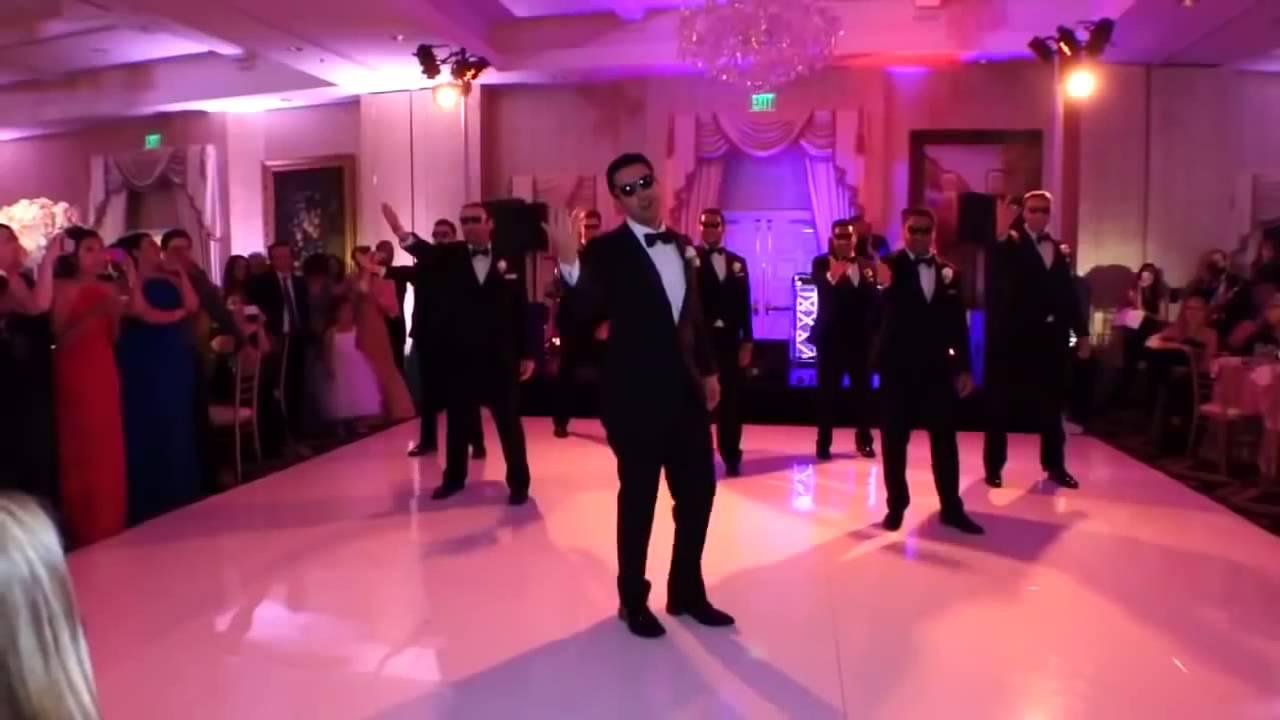 Самый крутой свадебный танец жениха, который я когда-либо видел