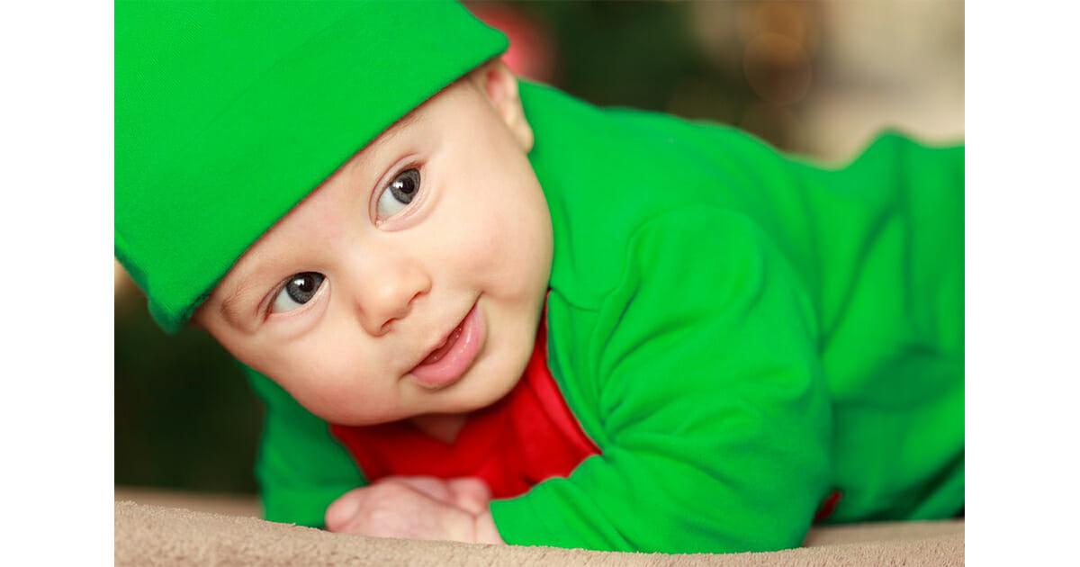 Дети, родившиеся в декабре, в целом умнее и обычно дольше живут! Вот почему