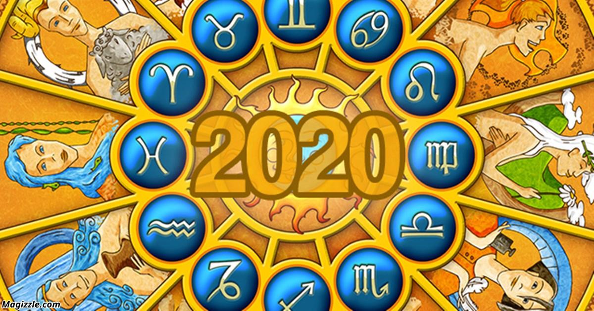 Астролог рассказал, каким знакам Зодиака сильно повезёт в 2020 году
