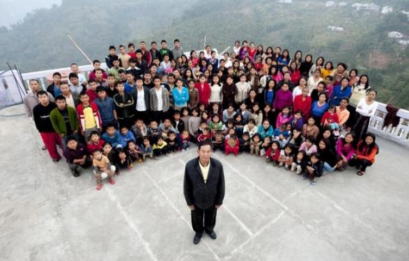 Чем больше, тем лучше: 7 семей, которые поразят нас, своими огромными размерами