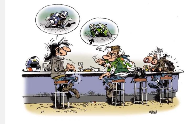 Анекдот: Три байкера заходят в придорожное кафе и видят, как хлюпенький дальнобойщик делает заказ молодой официантке. Странными иногда бывают люди. Ради своих нужд они готовы пойти практически на все. И не важно, подставляют они этим других людей или нет.