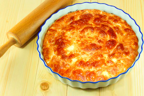 Ленивая баница по-болгарски: всегда вкусно и сытно