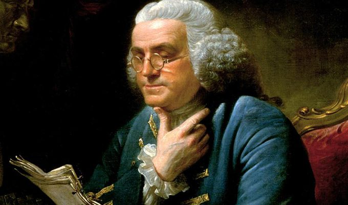 Более 200 лет назад Бенджамин Франклин поделился трюком, как стать невероятно обаятельным