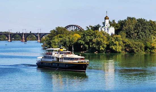Река Днепр -  характеристика и история