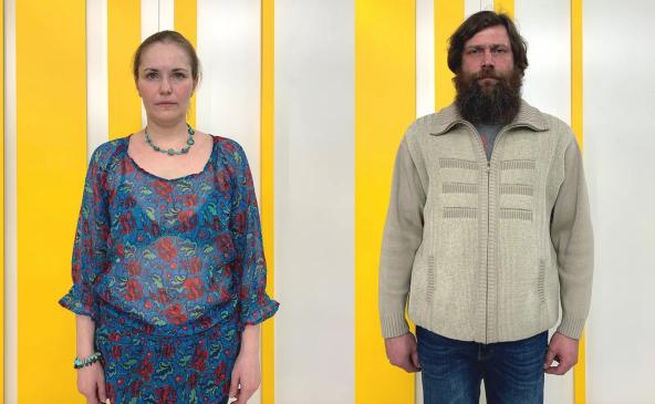 Посмотрите, как преобразилась эта пара после похода к модному стилисту