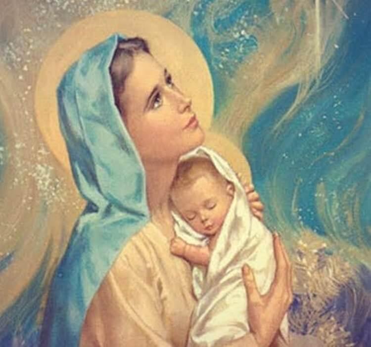 Мощнейшая молитва матери о сыне и о дочери