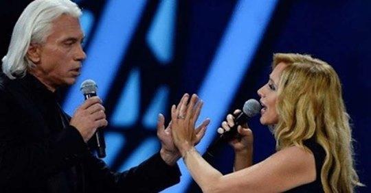 Шикарный дуэт: Лара Фабиан и Дмитрий Хворостовский «Toi et Moi»