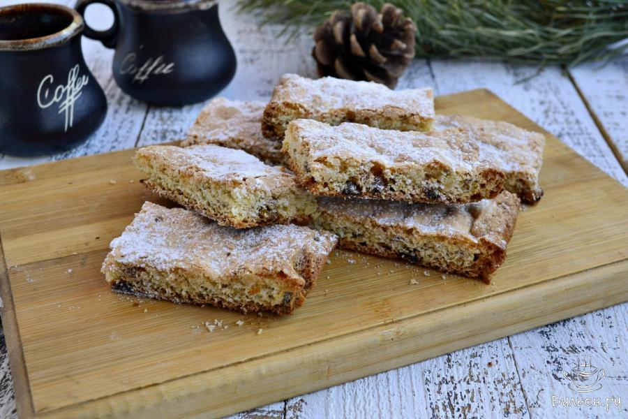 Рецепт потрясающего польского печенья «Мазурка» за 20 минут