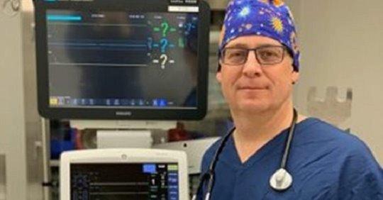 Канадский врач подшаманил ИВЛ и теперь он может помочь сразу девятерым