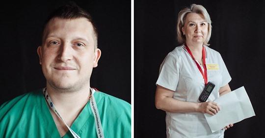 «Сверхчеловеки»: главврач больницы Коммунарок показал, кто вносит свой вклад в борьбу с кoрoнавирусoм