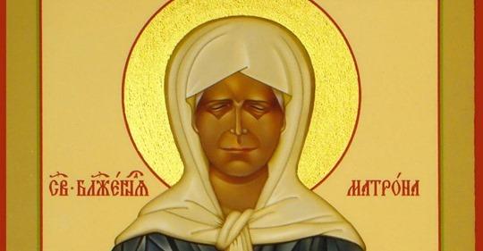 9 апреля — день святой Матроны. Что следует просить у Великомученицы всем женщинам