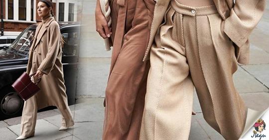 Модные брюки сезона весна/осень 2020-2021: стильные фасоны, модные цвета
