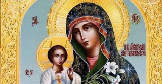 Чудодейственная и мощная молитвы Святой Божией Матери «Неувядаемый цвет»