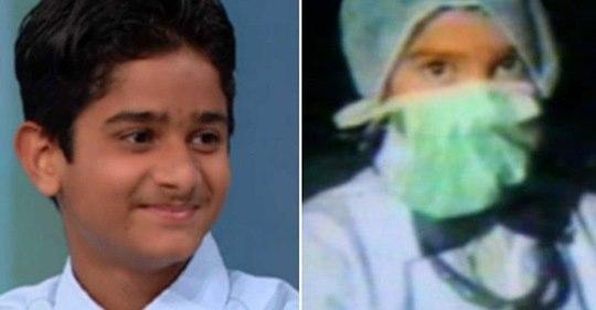 7-летний Акрит Джасвал стал самым молодым хuрургом в мuре: история вундеркинда