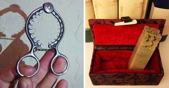 15 странных штук, смысл которых не знали даже их владельцы. Пока им не объяснили интернет Шерлоки