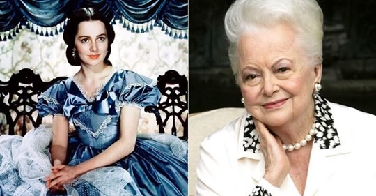Девочки, погодите, неужели ей 100 лет? Неповторимая Мелани из «Унесенных ветром» о жизни…