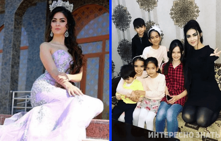 Вдова из Таджикистана стала моделью, чтобы прокормить 5-х детей. Как она выглядит сейчас?