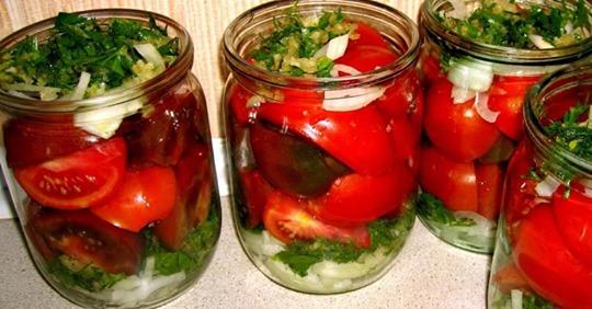 Помидоры по польскому рецепту: как закатать изумительные томаты на зиму?