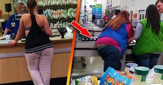 Спятившая Америка или очумевшие покупатели американских супермаркетов