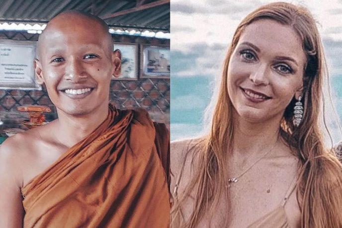 Украинка влюбилась в буддийского монаха и уехала с ним в тайскую глушь — её жизнь 7 лет спустя
