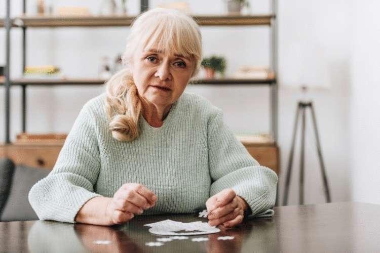 В 67 лет чувствую себя старухой, которая никому не нужна