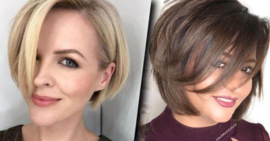 3 модные стрижки для тех, кто любит короткие волосы