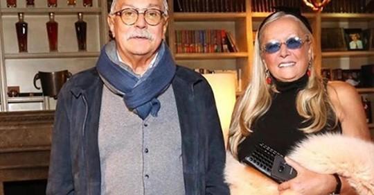 73-летняя Татьяна Михалкова в эффектном наряде вышла в свет и поразила поклонников