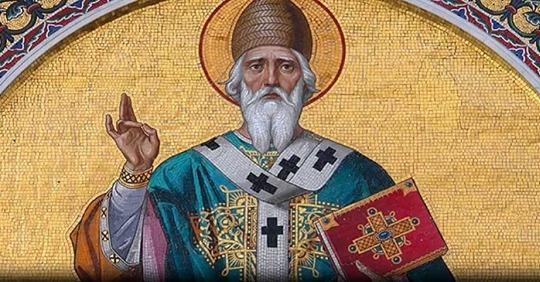 Молитвы Спиридону Тримифунтскому о здравии, здоровье и исцелении