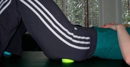 Избавься от боли в спине и ишиаса, используя 1 упражнение