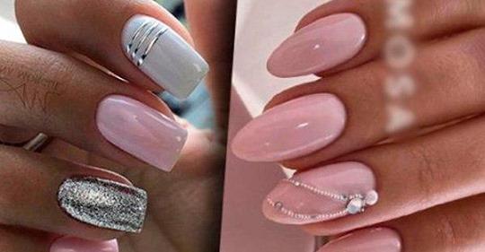Минимализм и нежность на ваших ногтях – осенние идеи маникюра