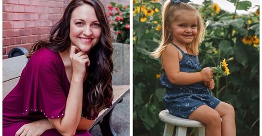 Пикантный кадр: двухлетняя дочь незаметно отправила фотографии голой матери всем ее контактам