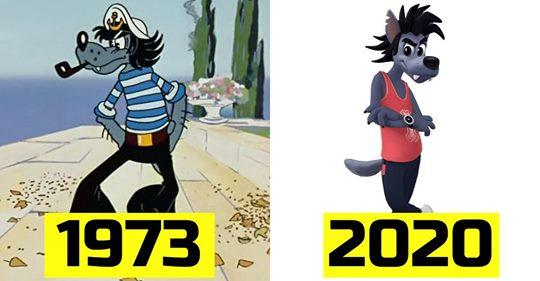 «Союзмультфильм» показал окончательный образ Зайца из обновленного «Ну, погоди!»