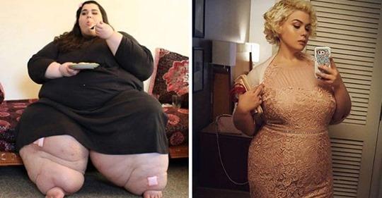 15 волевых людей, которые взяли себя в руки и похудели почти до неузнаваемости