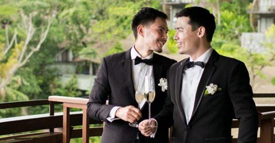 Два австралийца поженились ради вечеринки во время карантина