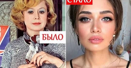 Бьюти-ужасы СССР. Разница между советским и современным макияжем