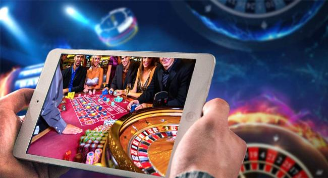Знакомство с онлайн-казино