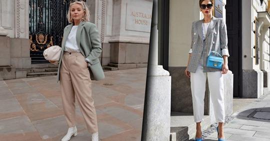 12 модных фасонов брюк в 2021 году