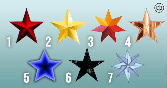 Тест: Выберите звезду и узнайте, сбудется ли ваше желани