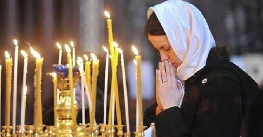 Молитва о прощении грехов — очень сильная молитва.