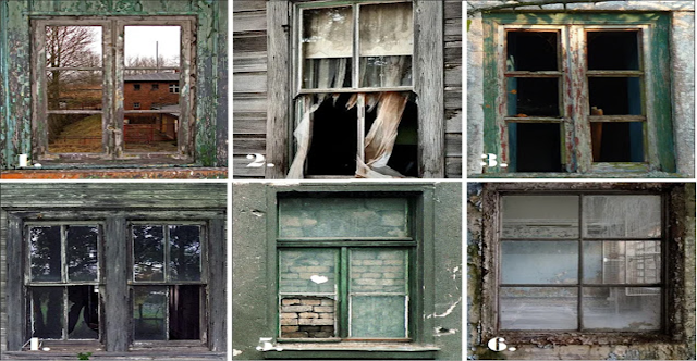 Выберите окно, которое вас больше всего пугает, оно откроет, что не дает вам покоя в душе