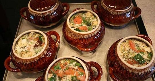 Волшебство в горшочках: 5 отличных блюд